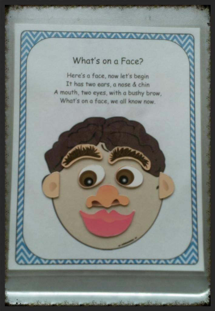 What's On A Face?