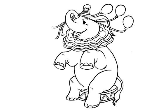 Elephant Drawing!
