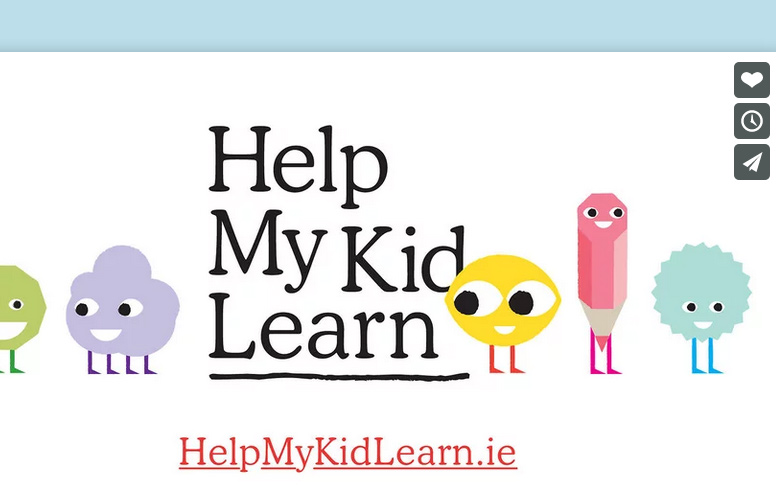 Help my Kids Learn